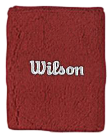 ���������� Wilson W DOUBLE WRISTBAND RD SS15