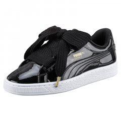 Кеды PUMA+ Basket Heart Patent Wn's