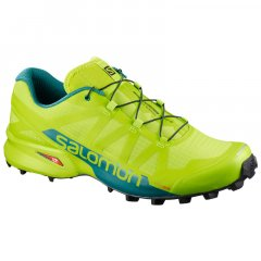 Кроссовки для бега Salomon SPEEDCROSS PRO 2 Acid Lime/Deep La SS18