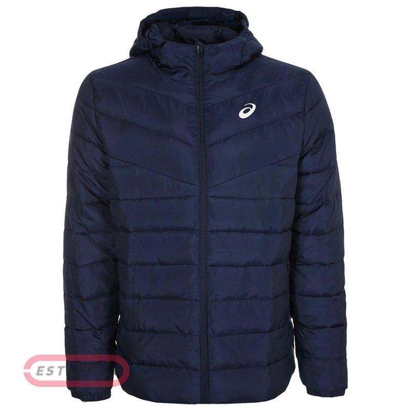97193088238a Куртка Asics PADDED JACKET BLU M FW18-19 2031A394-400 купить ...