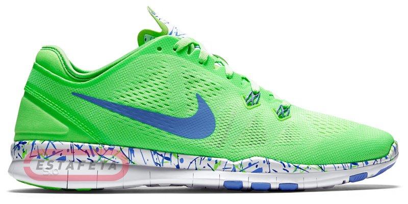 29ac4f9e Кроссовки для тренировок Nike WMNS NKE FREE 5.0 TR FIT 5 PRT 704695 ...