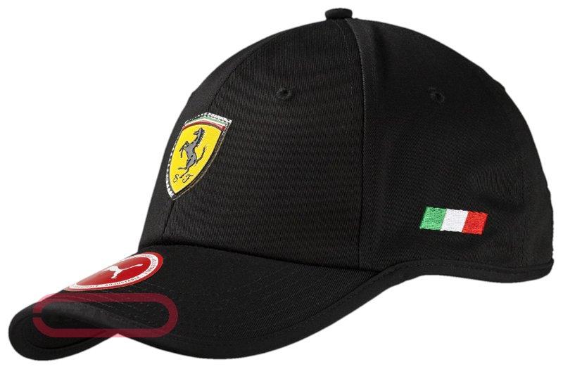 Кепка Puma Ferrari Fanwear Flowback Cap 052897021 купить  ceeecf965720a