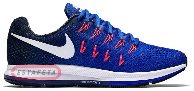 Кроссовки для бега Nike AIR ZOOM PEGASUS 33 831352-401 купить ... 36ca4ba5404