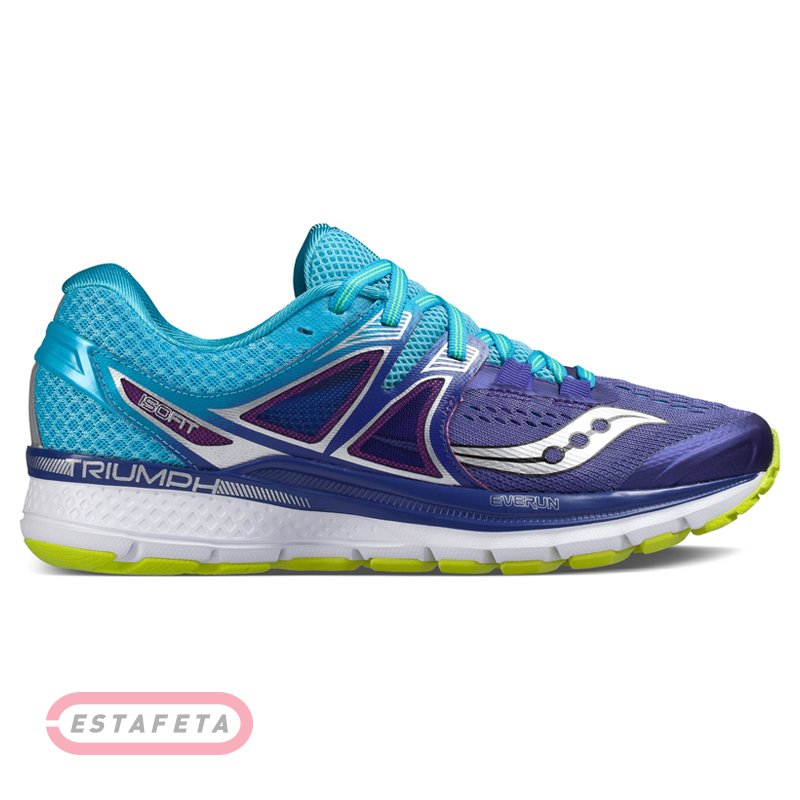 Кроссовки для бега Saucony TRIUMPH ISO 3 10346-1s купить  8bac86d68d3be