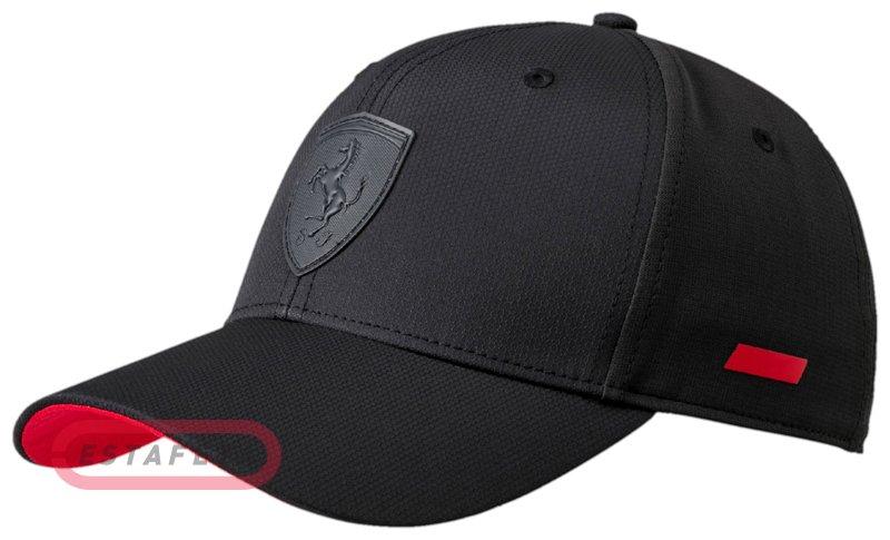 Кепка Puma Ferrari LS Baseball Cap 02127801 купить  e3b6e5df8a9e2