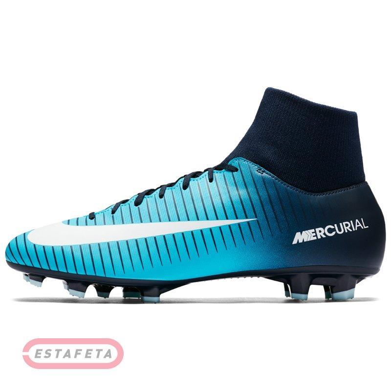 Бутсы Nike MERCURIAL VICTORY VI DF FG 903609-404 купить  ab9fea9700754