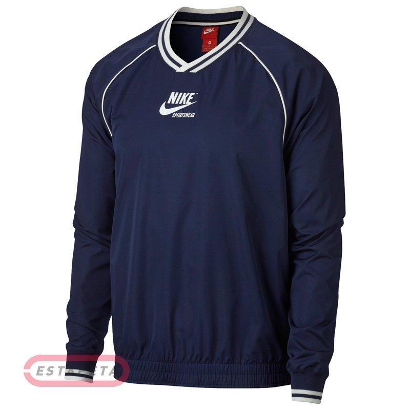 0973a071 Толстовка Nike M NSW JKT WVN PO ARCHIVE AA0001-429 купить | Estafeta.ua