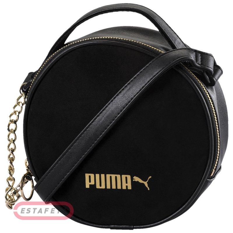 4960464107d8 Сумка Puma Prime Premium Round Case 18x18x8(2l) 07559101 купить ...