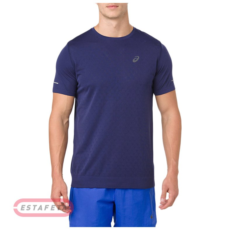 58a75aace85e Футболка Asics GEL-COOL SS TOP BLU M SS19