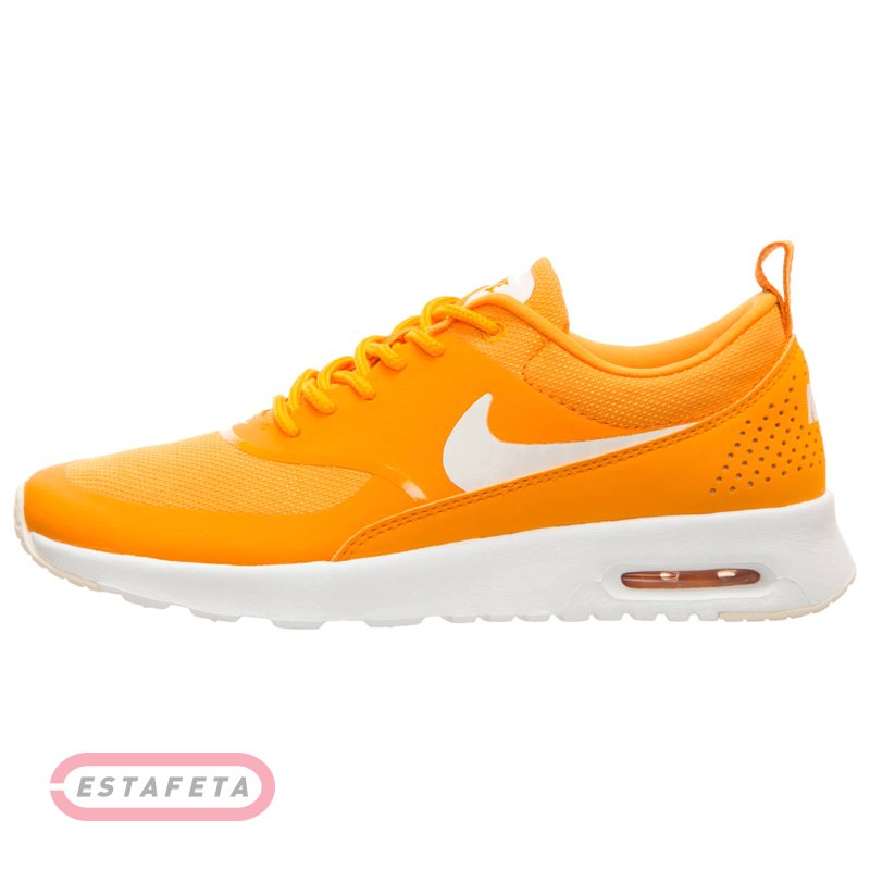 By Photo Congress || Nike Air Max Thea Sneaker Yellow