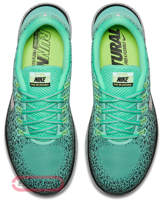 new product d22e2 067a1 Кроссовки для бега Nike W NIKE FREE RN DISTANCE SHIELD