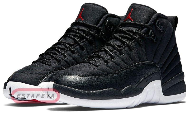 57a9f32ef75853 Кроссовки для баскетбола Nike AIR JORDAN 12 RETRO BG 153265-004 ...