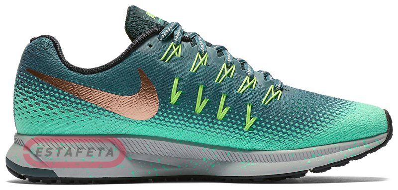 33e01be4 Кроссовки для бега Nike W AIR ZOOM PEGASUS 33 SHIELD 849567-300 ...