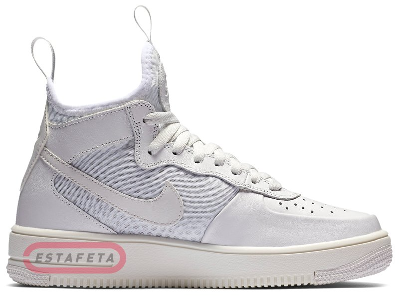 Кроссовки Nike W AIR FORCE 1 ULTRAFORCE MID face8d8069759