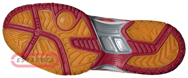 fa93291b Кроссовки для волейбола Asics GEL-ROCKET 7 B455N-0601 купить ...