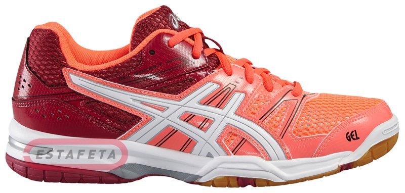 301cc451f7c493 Кроссовки для волейбола Asics GEL-ROCKET 7 B455N-0601 купить ...