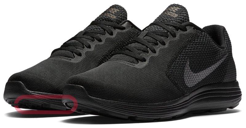 Кроссовки для бега Nike REVOLUTION 3 819300-012 купить   Estafeta.ua 783307146c6