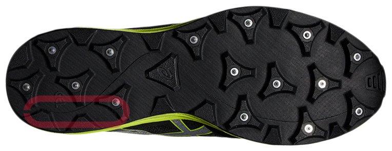 Кроссовки для бега Asics GEL-FUJISETSU 2 G-TX T5L4N-9093 купить ... 11eb1aad3e470