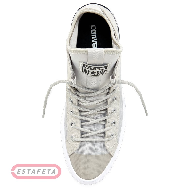 f6822cd48d4e Кеды Converse CTAS ULTRA MID PALE GREY BLACK WHITE 159632C купить ...