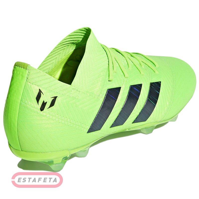 bd9f0f97 Бутсы Adidas NEMEZIZ MESSI 18.1 FG J DB2361 купить | Estafeta.ua