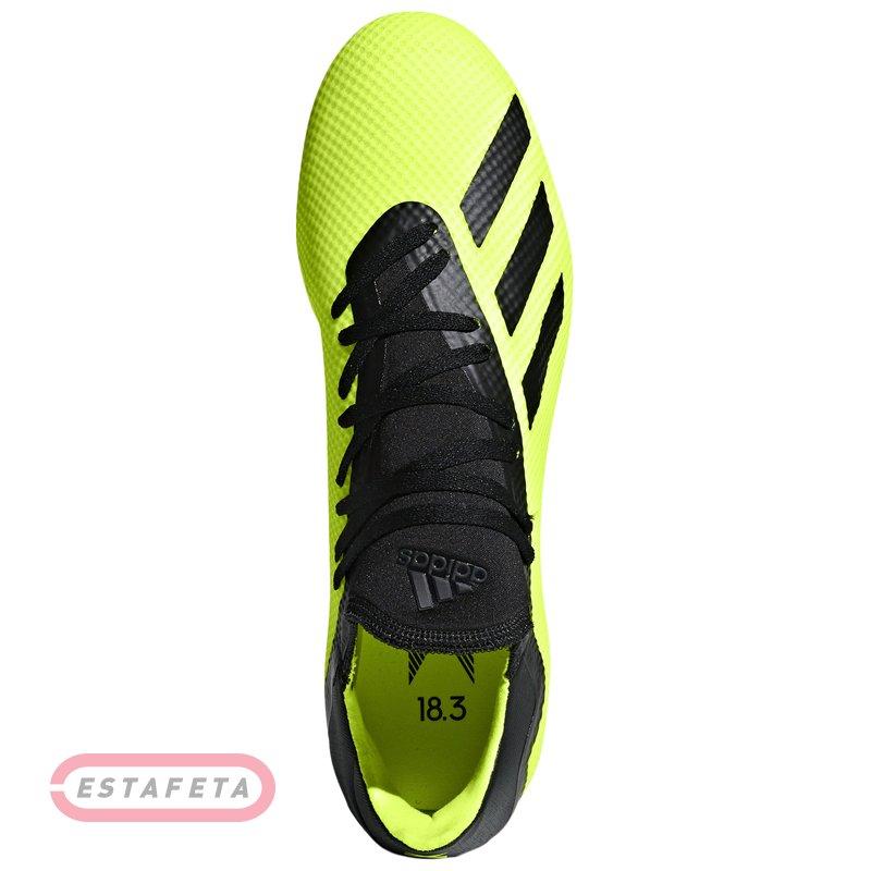0a1180e7 Бутсы Adidas X 18.3 FG DB2183 купить | Estafeta.ua