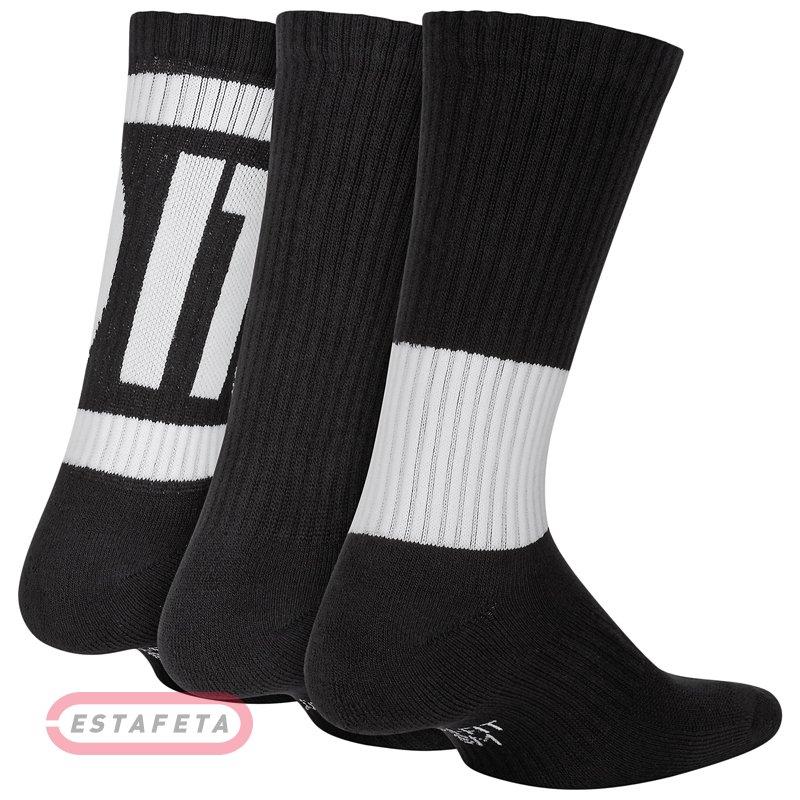 Носки Nike Y NK EVRY CUSH CREW 3PR - HBR SX6839-010 купить  f3284a637ff