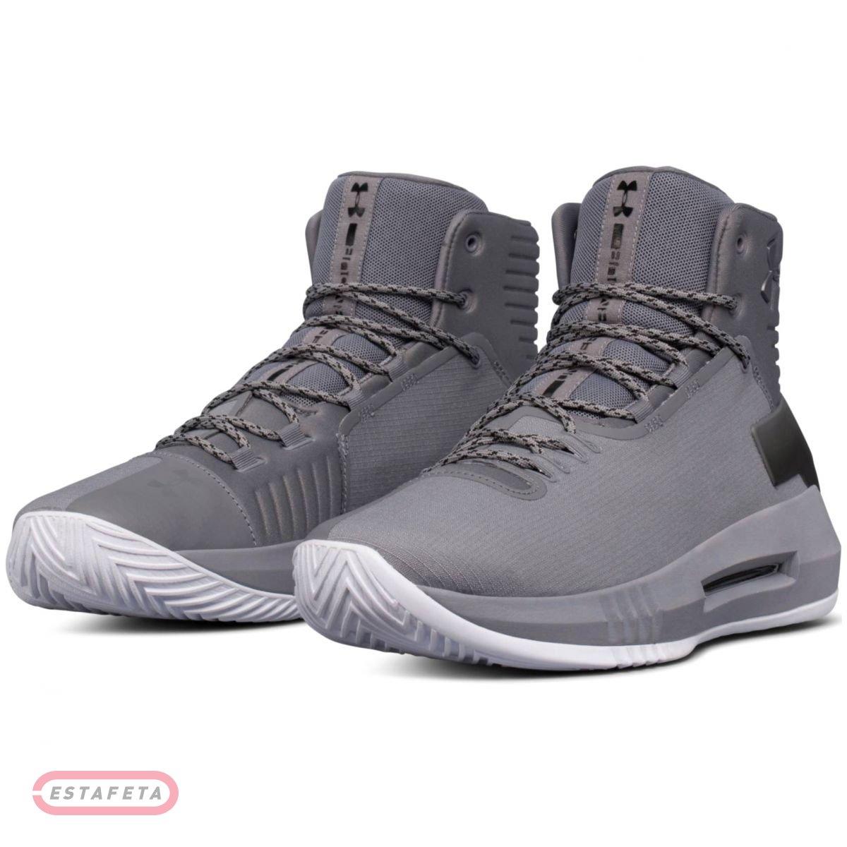 a35a7c29 Кроссовки для баскетбола Under Armour Drive 4 3020225-101 купить ...