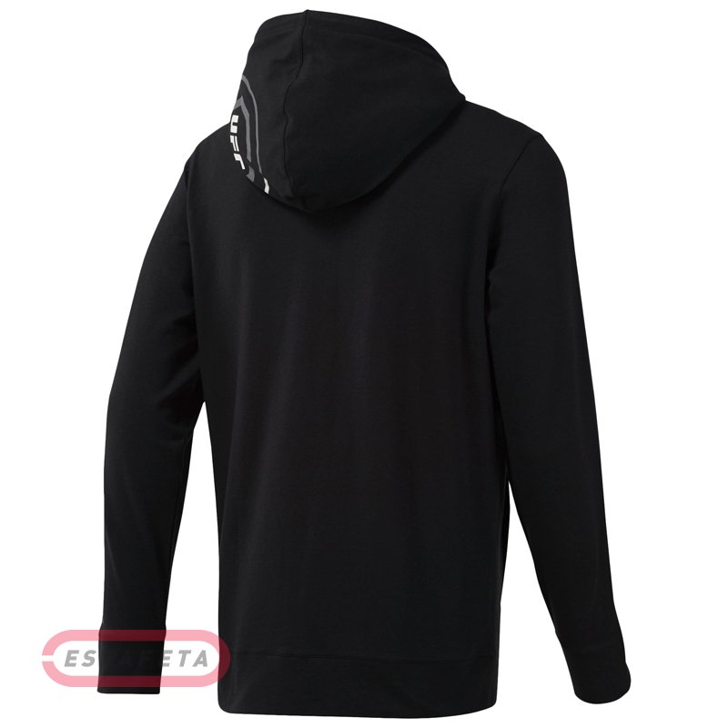 4dc94aaf Толстовка Reebok UFC FK BLANK WALKOU BLACK|CHAL CD8585 купить ...