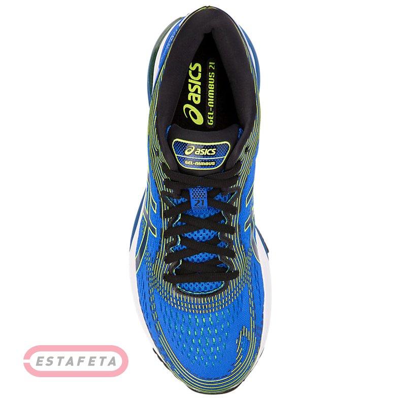 1262a49b9e8 Кроссовки для бега Asics GEL-NIMBUS 21 1011A169-400 купить