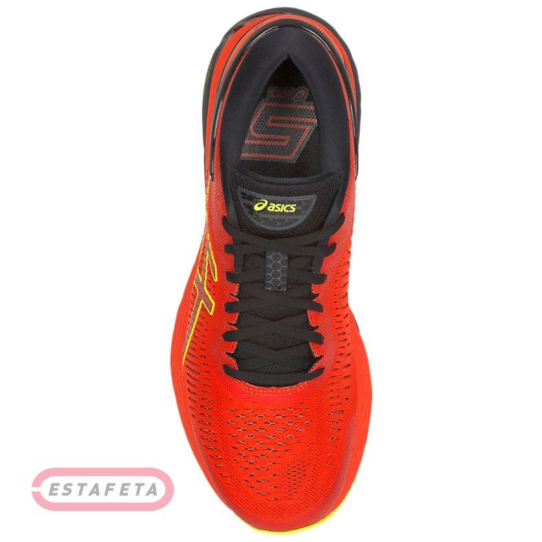 e5bb91f5621 Кроссовки для бега Asics GEL-KAYANO 25 RED YEL M SS19 1011A019-801 ...