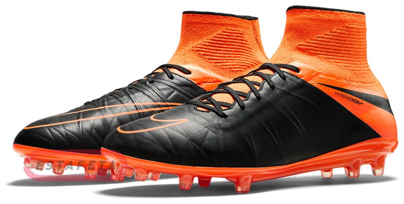 5eb45186 Бутсы Nike HYPERVENOM PHANTOM II LTHR FG 747501-008 купить   Estafeta.ua