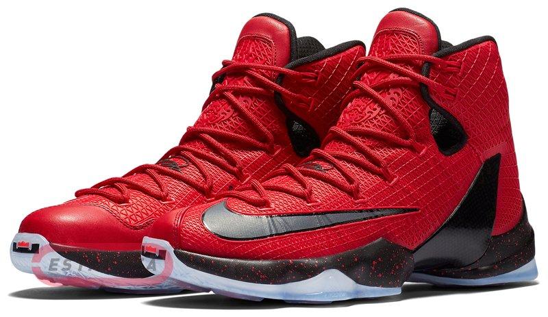 Кроссовки для баскетбола NIKE LEBRON XIII ELITE 831923-606 14f41801783b8