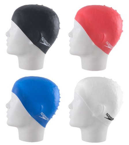 Шапочка для плавания Speedo Plain Flat Silicone Cap Junior