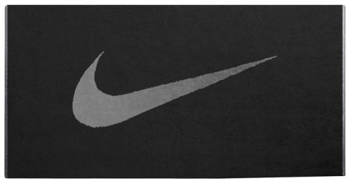 Полотенце Nike SPORT TOWEL L BLACK/ANTHRACITE