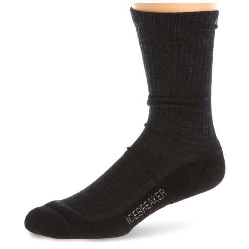 ����� Icebreaker Hike Lite Crew MEN jet/nickel/black