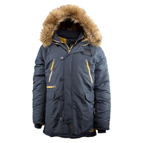Куртка Alpha N-3B INCLEMENT Parka