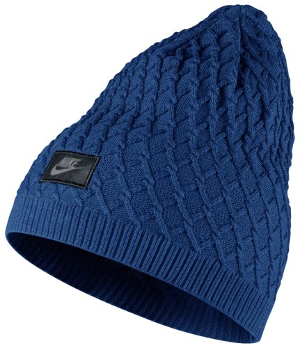 Шапка NIKE NSW MS CABLE KNIT BEANIE