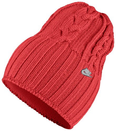 Шапка Nike NSW WS CABLE KNIT BEANIE