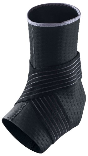 Голеностоп Nike ANKLE WRAP M BLACKDARK CHARCOAL