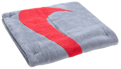 Полотенце Nike SPORT TOWEL M STEALTH/ SPORT RED