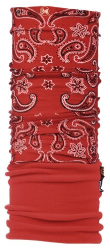 Баф BUFF Polar cashmere red/red