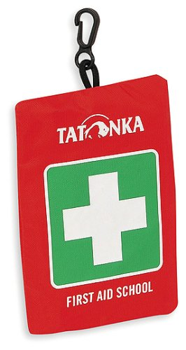 Аптечка TATONKA First Aid School red