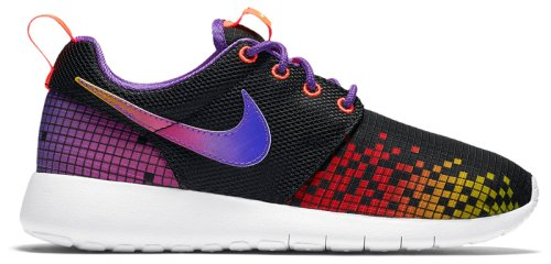 Кроссовки NIKE ROSHE ONE PRINT (GS)
