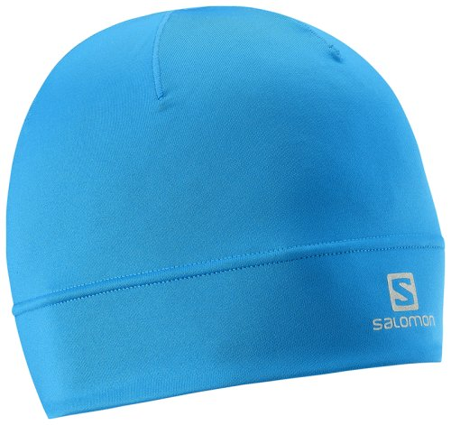 ����� Salomon ACTIVE BEANIE W METHYL BLUE FW15-16