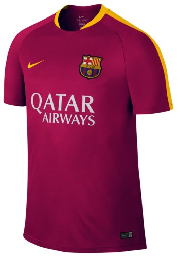 Футболка NIKE FCB FLASH SS TOP