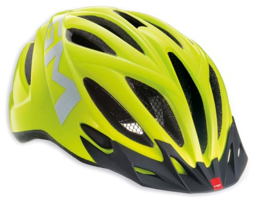 ���� MET 20 miles M safety yellow