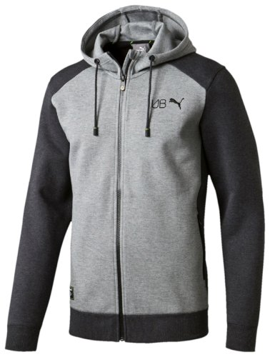 Толстовка Puma UB STYLE Hooded Swt Jacket