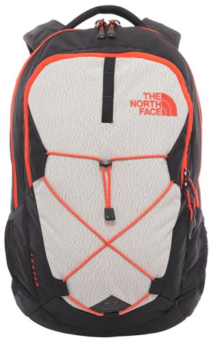 Рюкзак городской The North Face JESTER TNF BLACK/FIERY