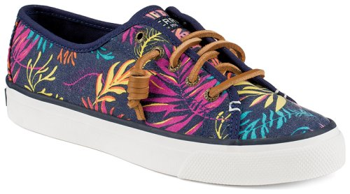 Кеды Sperry SEACOAST SEAWEED PRINT