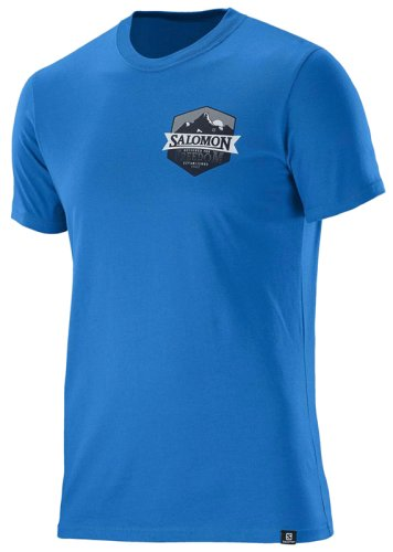 Футболка Salomon ULTIMATE SS COTTON TEE M